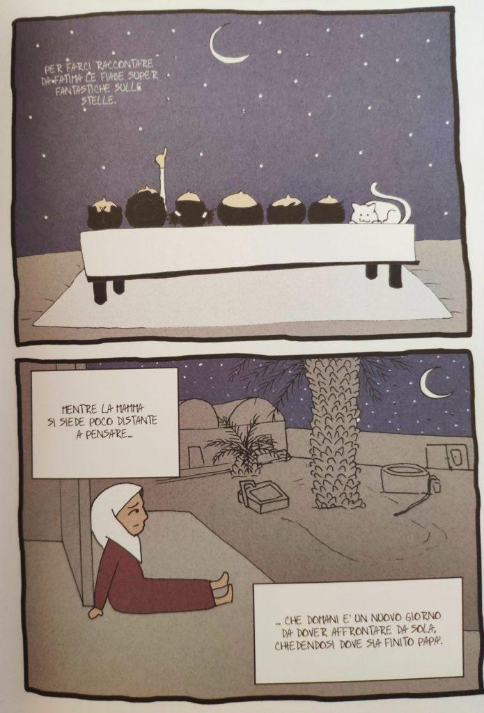 Mio caro fumetto... - Pagina de La rivoluzione dei gelsomini