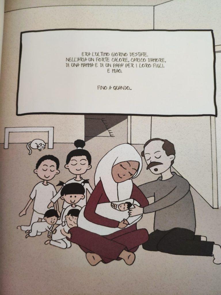 Mio caro fumetto... - Takoua Ben Mohamed in Tunisia appena nata ne La rivoluzione dei gelsomini