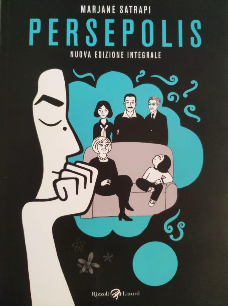 Mio caro fumetto... Copertina di Persepolis (2007)