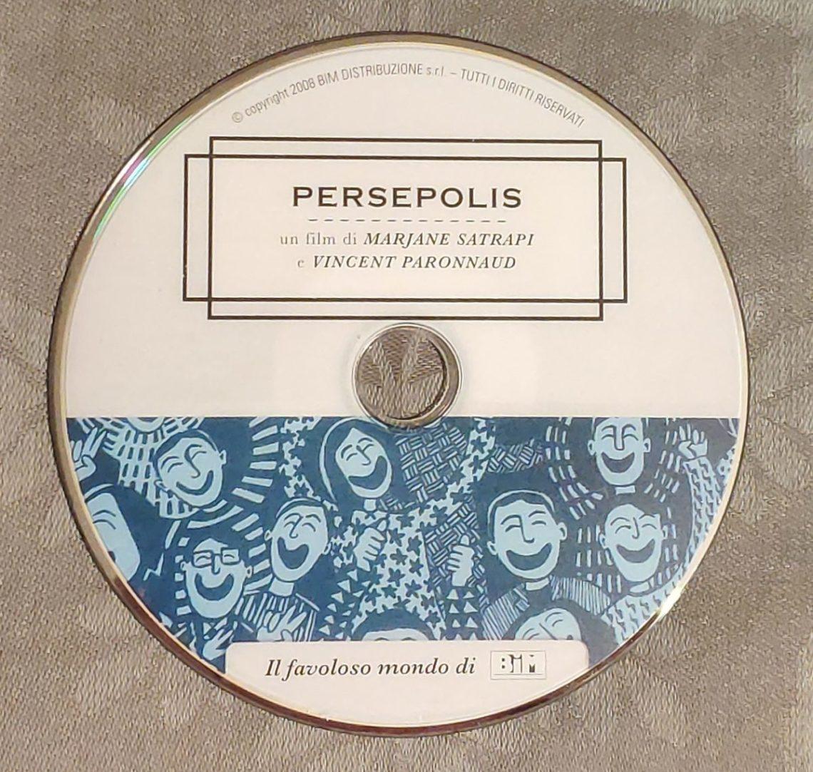 Mio caro fumetto... - DVD del film Persepolis