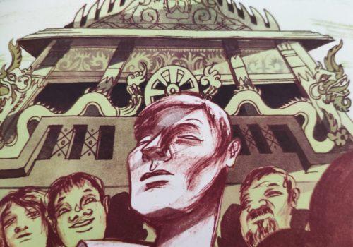Mio caro fumetto... - Il re di Bangkok