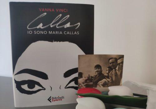 Mio caro fumetto... - Libro Io sono Maria Callas con foto