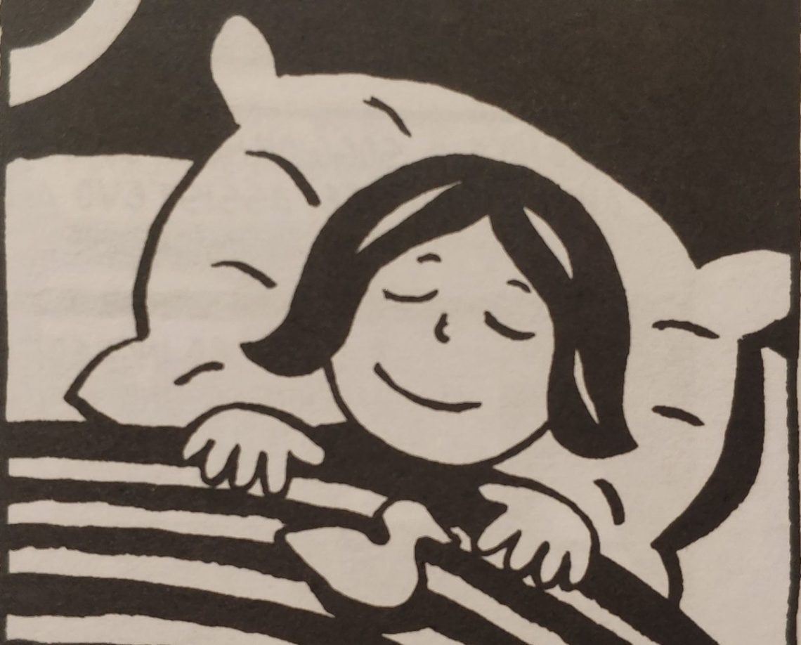 Mio caro fumetto... - Marjane Satrapi e il cigno di mollica di pane in Persepolis