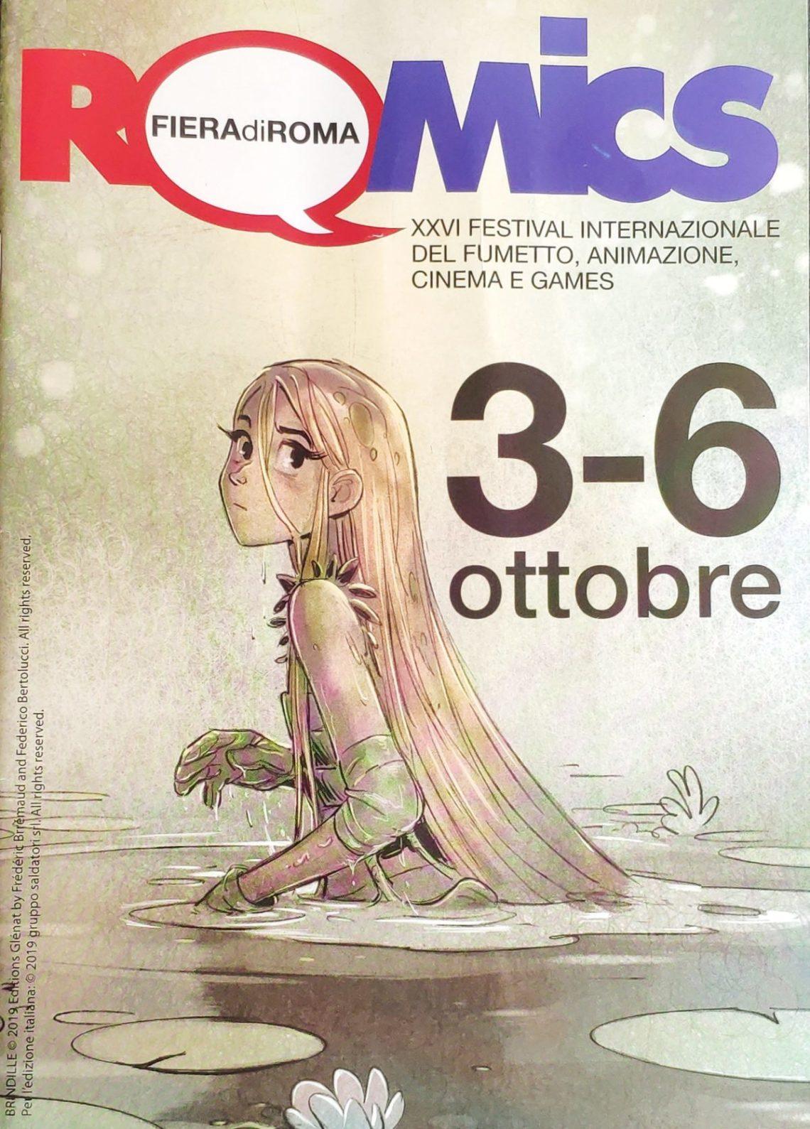 Mio caro fumetto... - Guida alla XXVI edizione del Romics