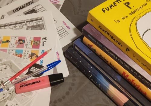 Mio caro fumetto... - Preparativi per Lucca Comics 2019