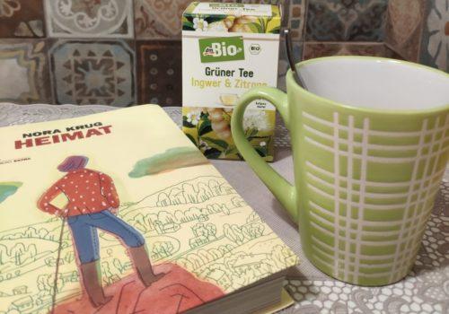 Mio caro fumetto... - Heimat e una tazza di tè verde al limone tedesco