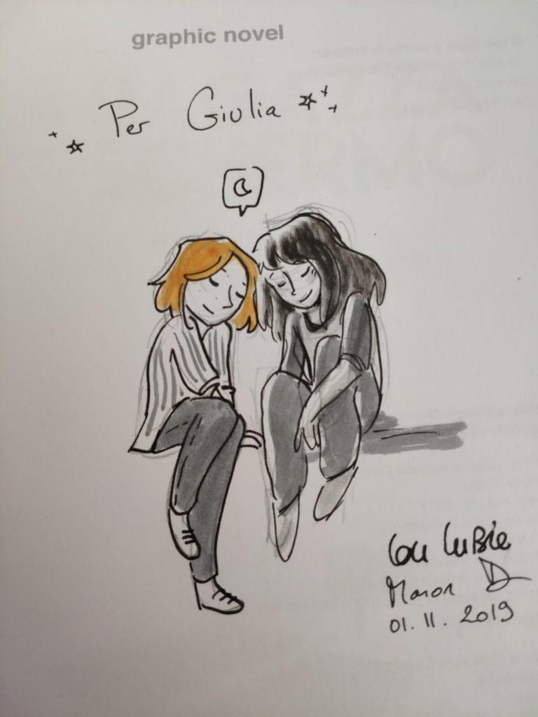 Mio caro fumetto... - Sketch di Lou Lubie e Manon Desveaux su La ragazza nello schermo