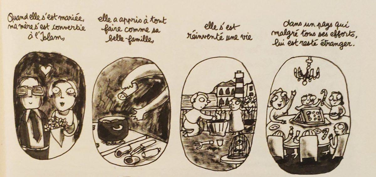 Mio caro fumetto… – Laban et confiture - Il Libano sempre un paese straniero malgrado tutto