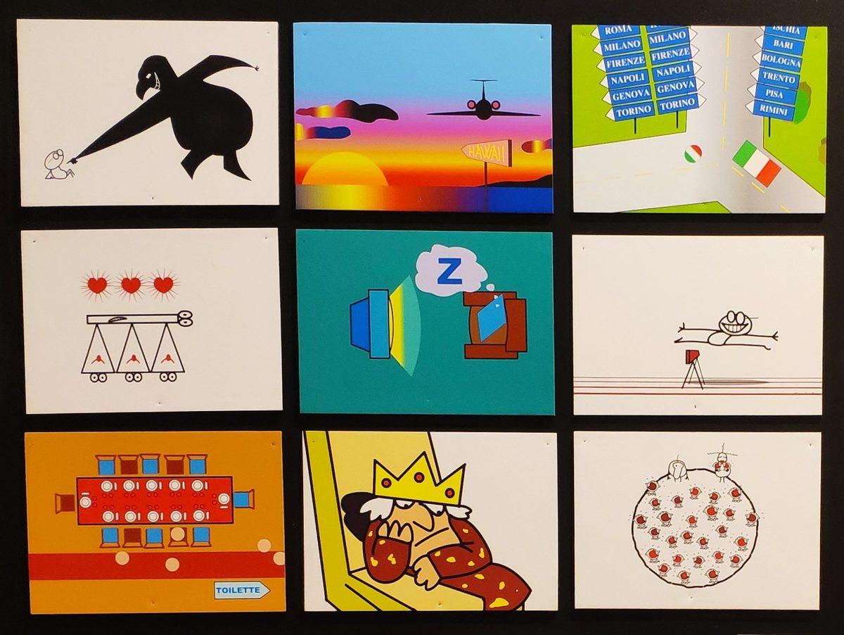 Mio caro fumetto… – Immagini di recenti cortometraggi di Bruno Bozzetto