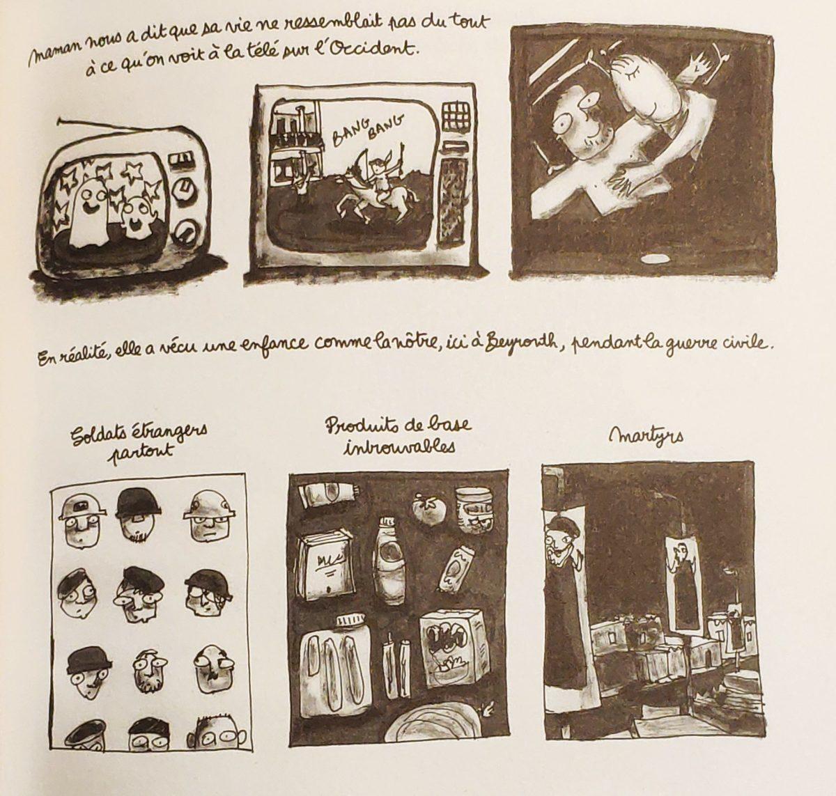 Mio caro fumetto… – Laban et confiture - La guerra accomuna l'infanzia di madre e figli