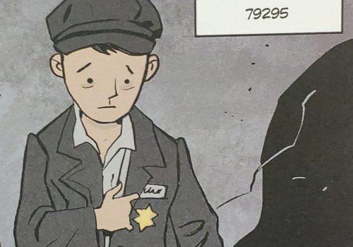 Mio caro fumetto... - Particolare di una vignetta di Presto torneremo a casa