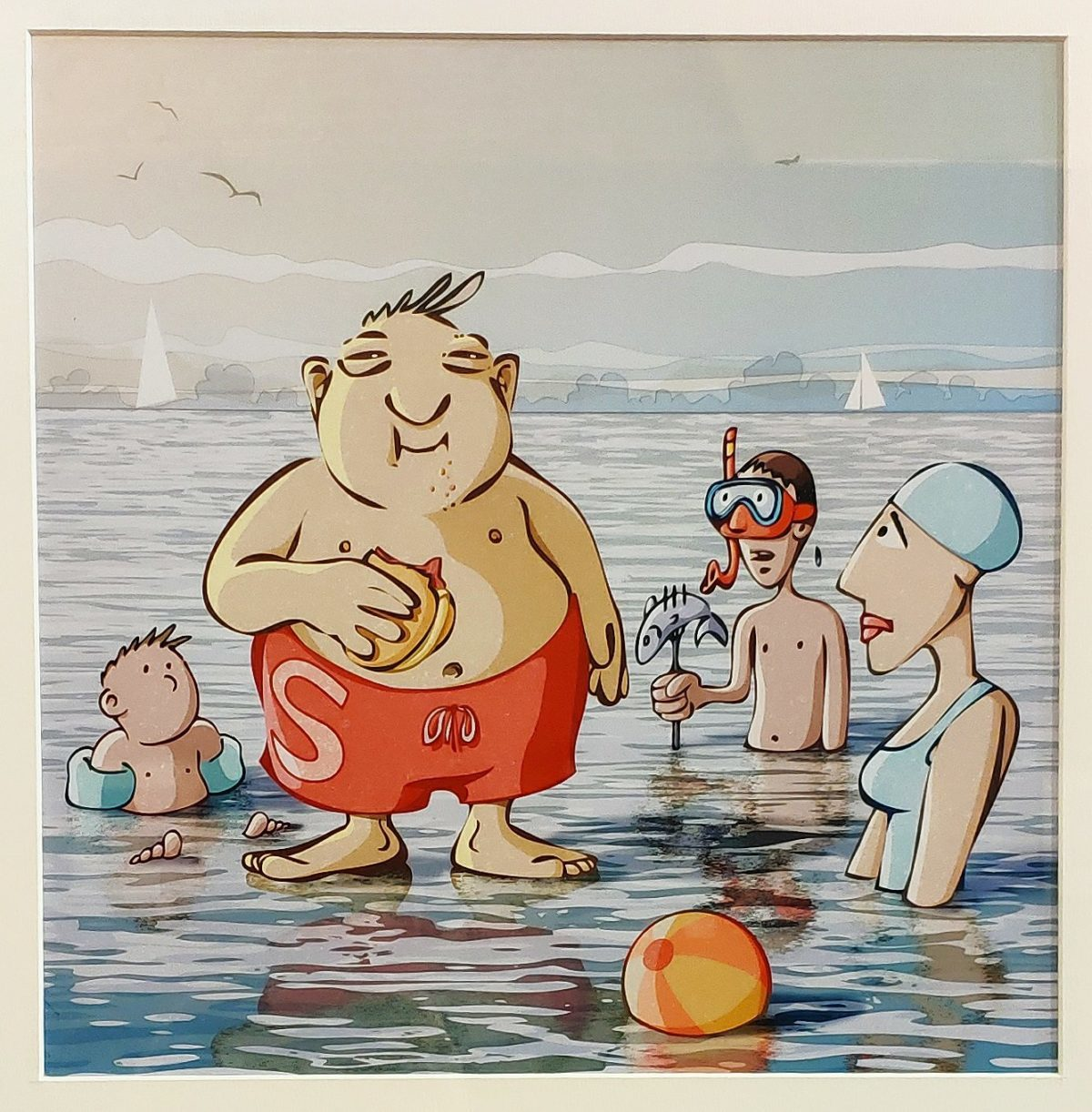 Mio caro fumetto… – Super di Luca Fabbri