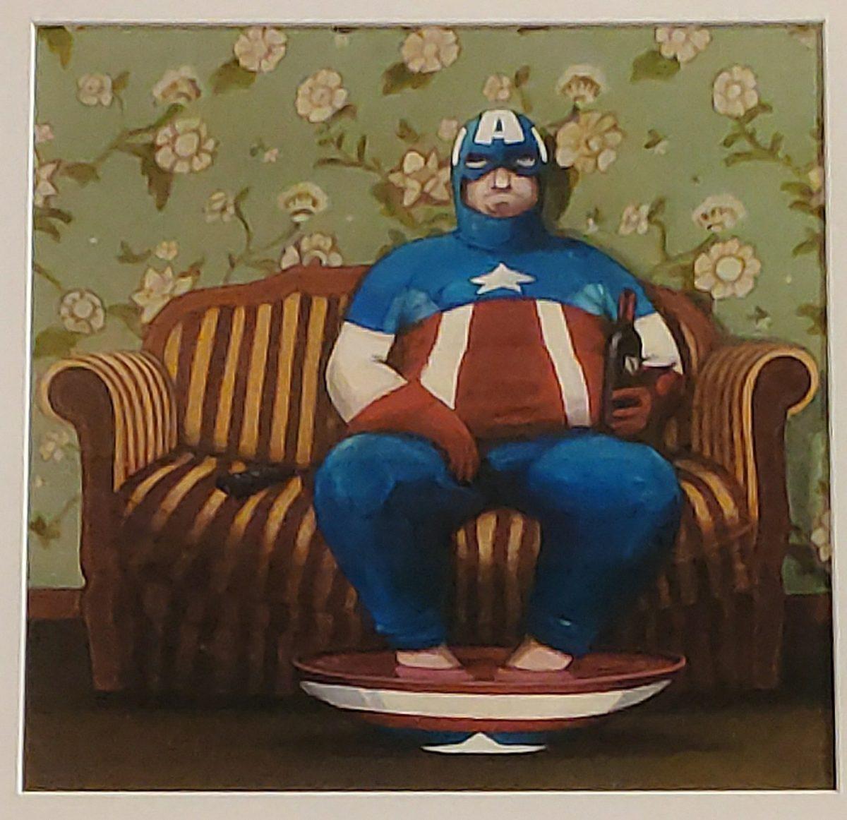 Mio caro fumetto… – Supereroi… di Daniela Pareschi