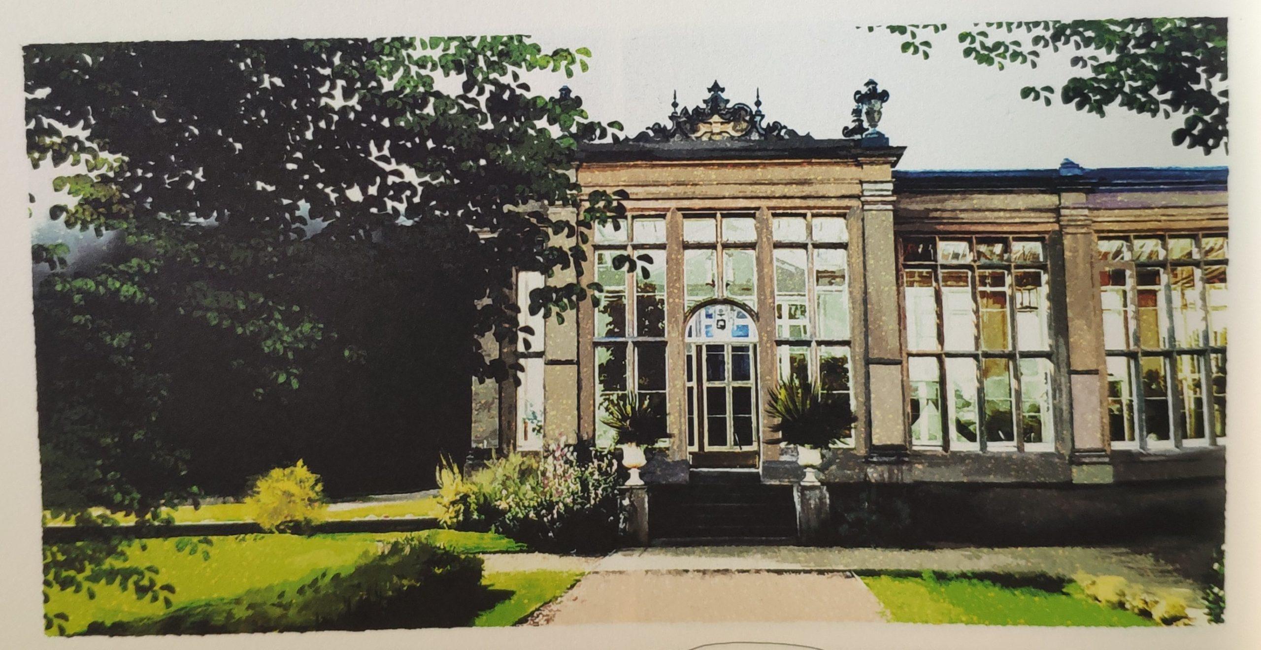 Mio caro fumetto… – Flintham Hall nella bella stagione