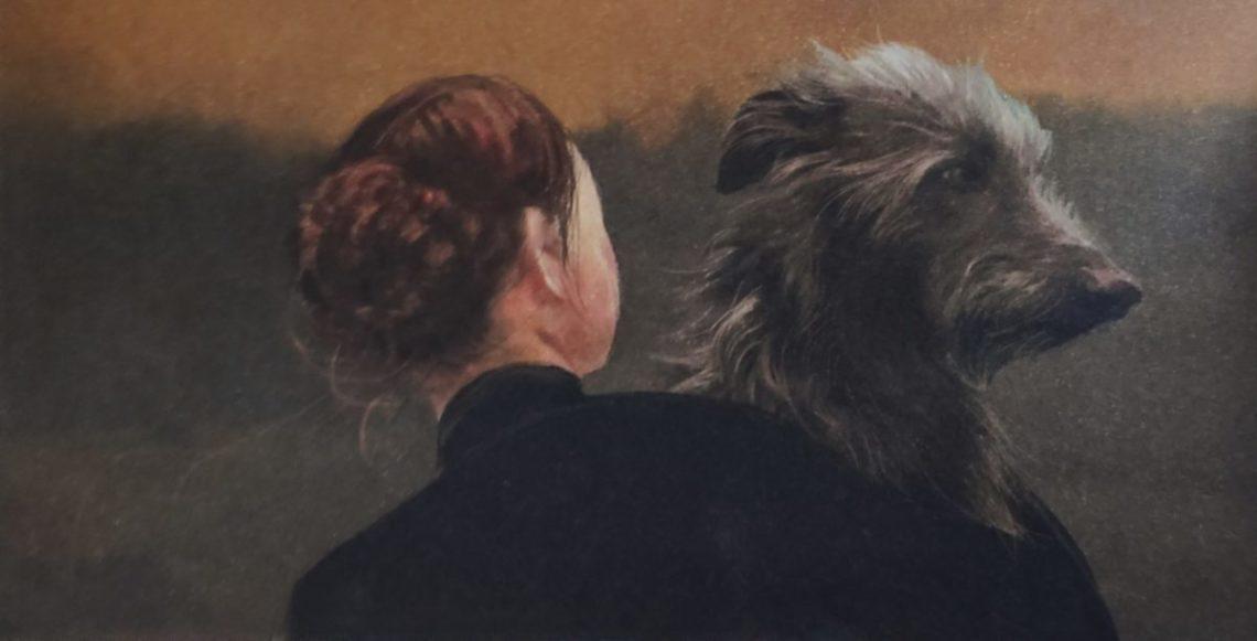 Mio caro fumetto... - Clara e il suo cane