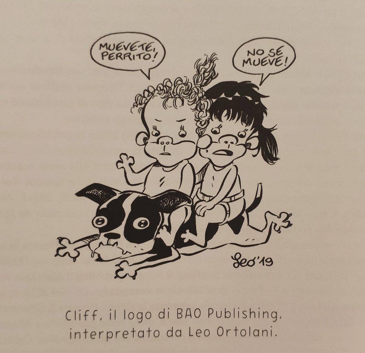 Mio caro fumetto... - Cliff di Bao Publishing in Due figlie e altri animali feroci è nelle grinfie delle figlie di Leo Ortolani
