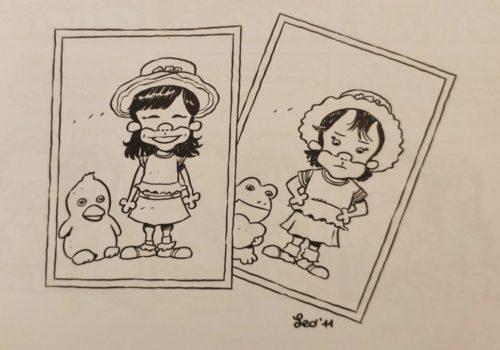 Mio caro fumetto... - Johanna e Lucy María