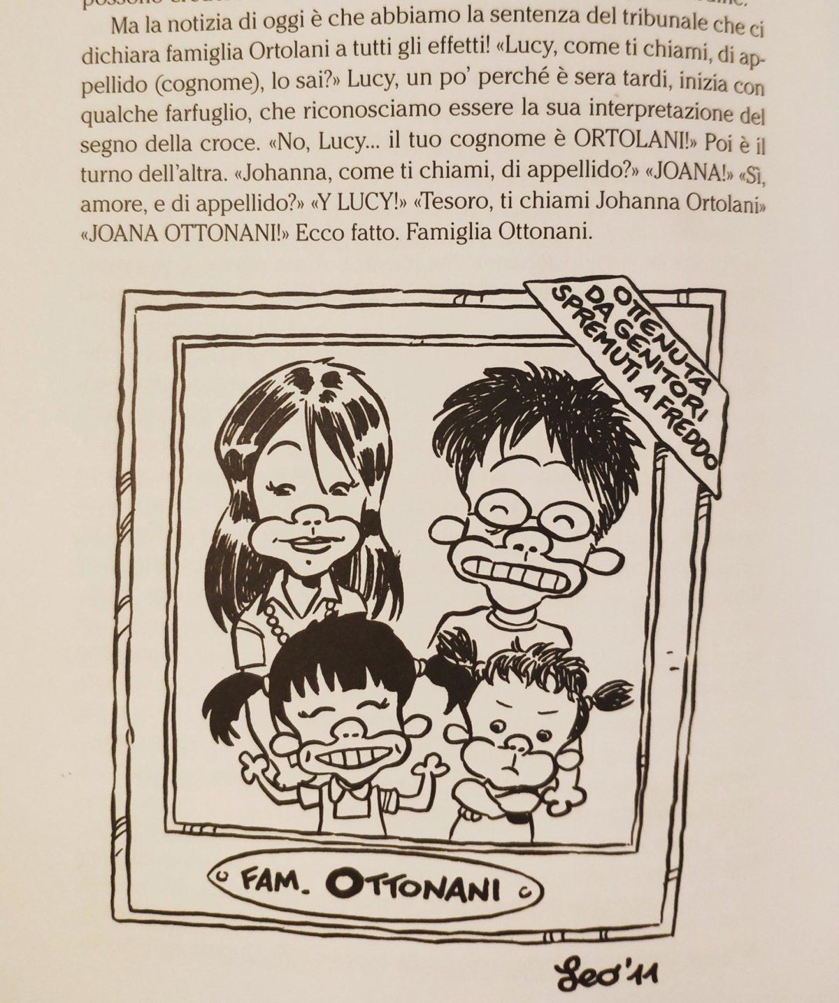 Mio caro fumetto… – La famiglia Ortolani