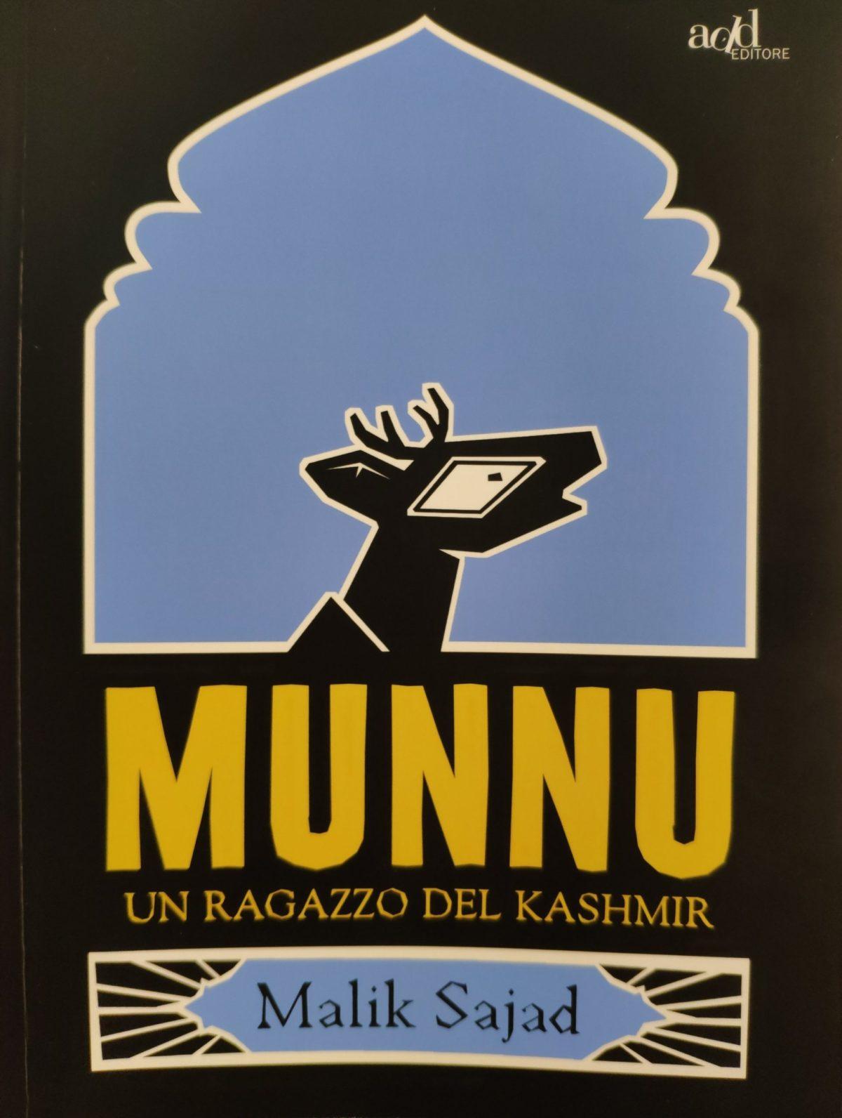 Mio caro fumetto… – Copertina di Munnu. Un ragazzo del Kashmir