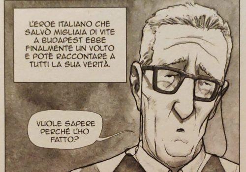 Mio caro fumetto... - Il mondo conosce finalmente la storia di Giorgio Perlasca