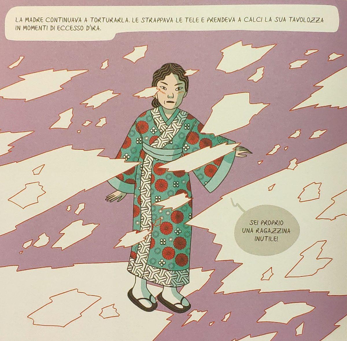 Mio caro fumetto... - La madre di Yayoi Kusama