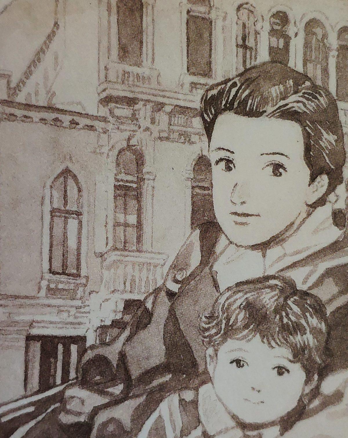 Mio caro fumetto... - La nonna e la mamma di Jirô Taniguchi