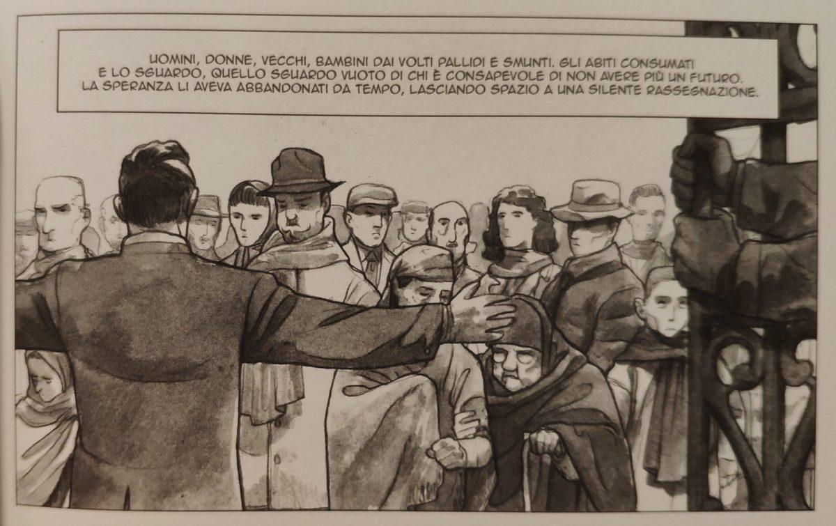 Mio caro fumetto… - La silente rassegnazione degli ebrei ungheresi
