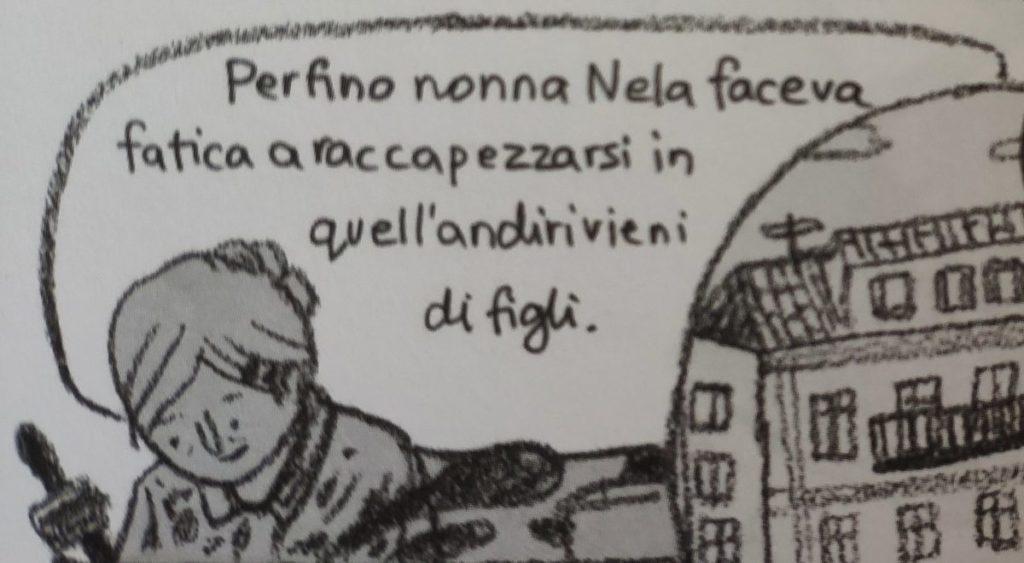 Mio caro fumetto... - Nonna Nela