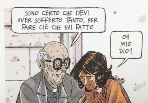 Mio caro fumetto... - Anna Laura Braghetti, Adolfo Bachelet e la sofferenza