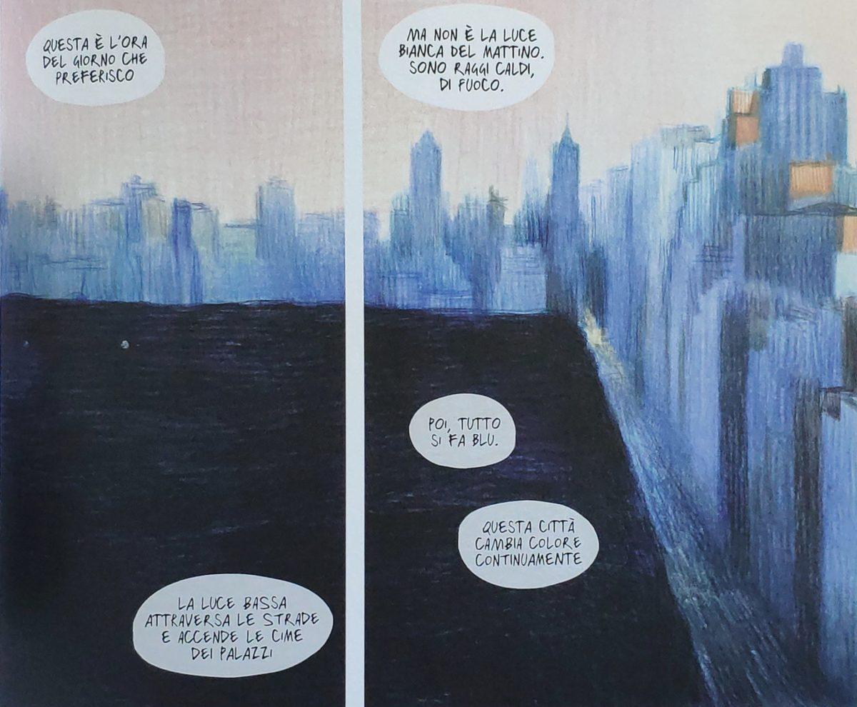 Mio caro fumetto... - I colori di New York
