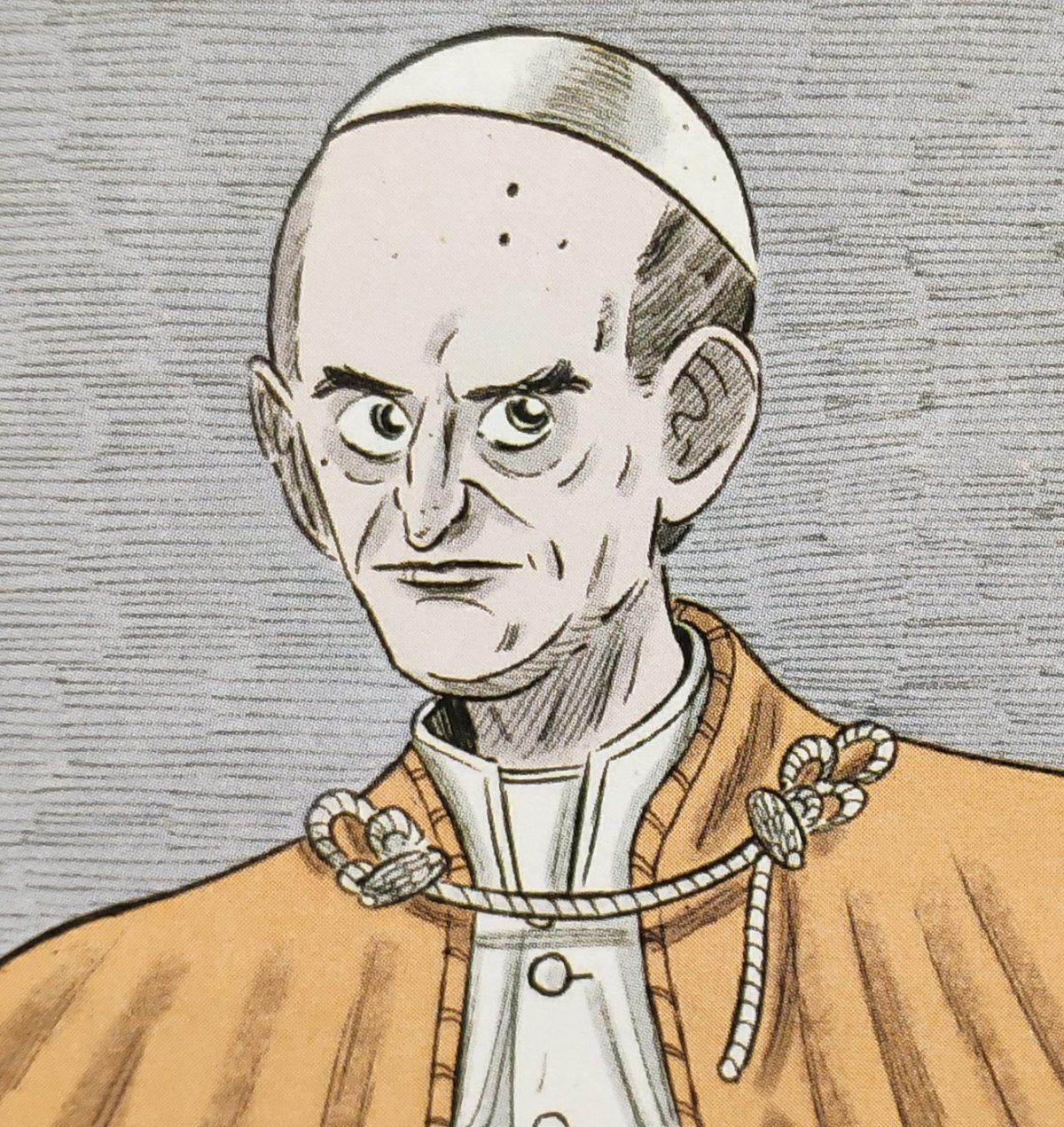 Mio caro fumetto... - Papa Paolo VI