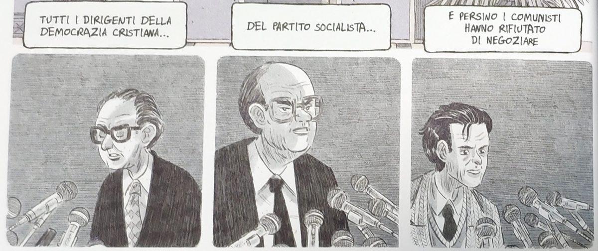 Mio caro fumetto... - Politici italiani