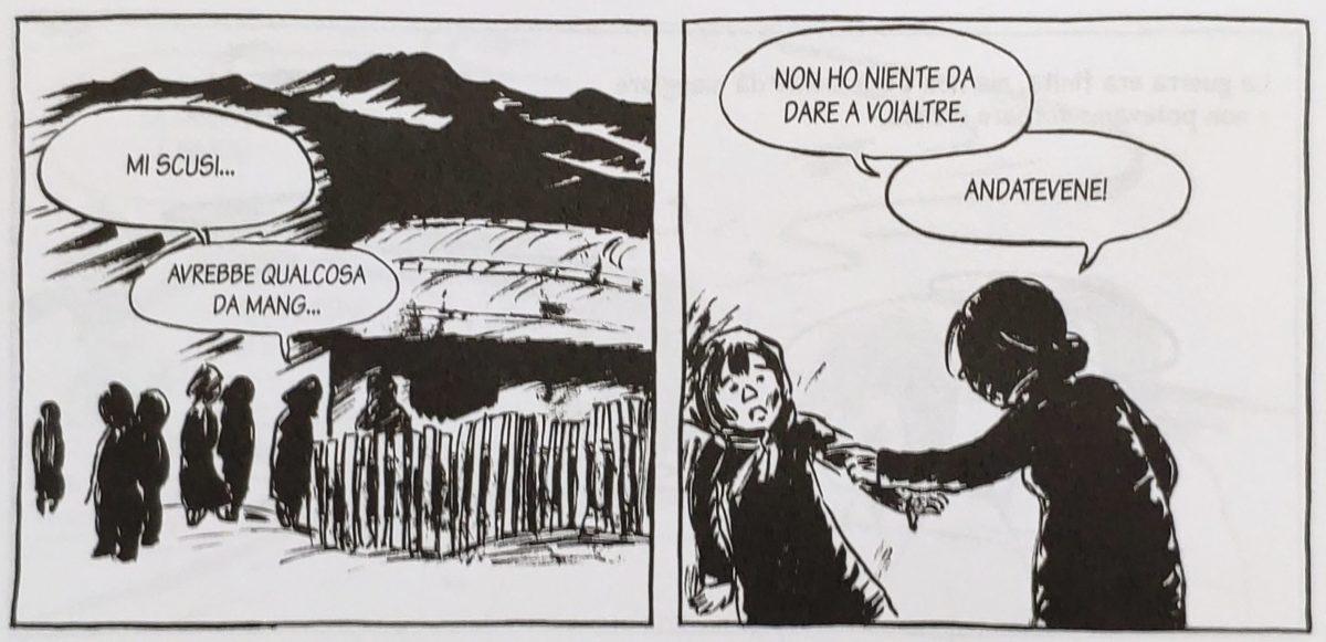 Mio caro fumetto... - Le comfort women e lo stigma sociale al termine della guerra