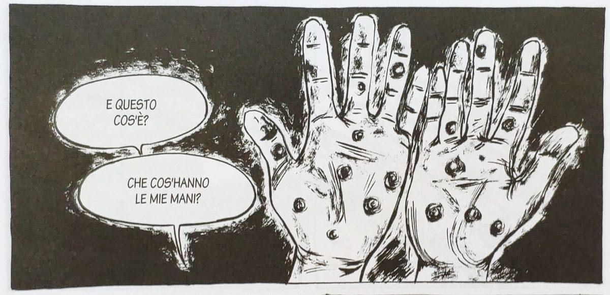 Mio caro fumetto... - I sintomi della sifilide
