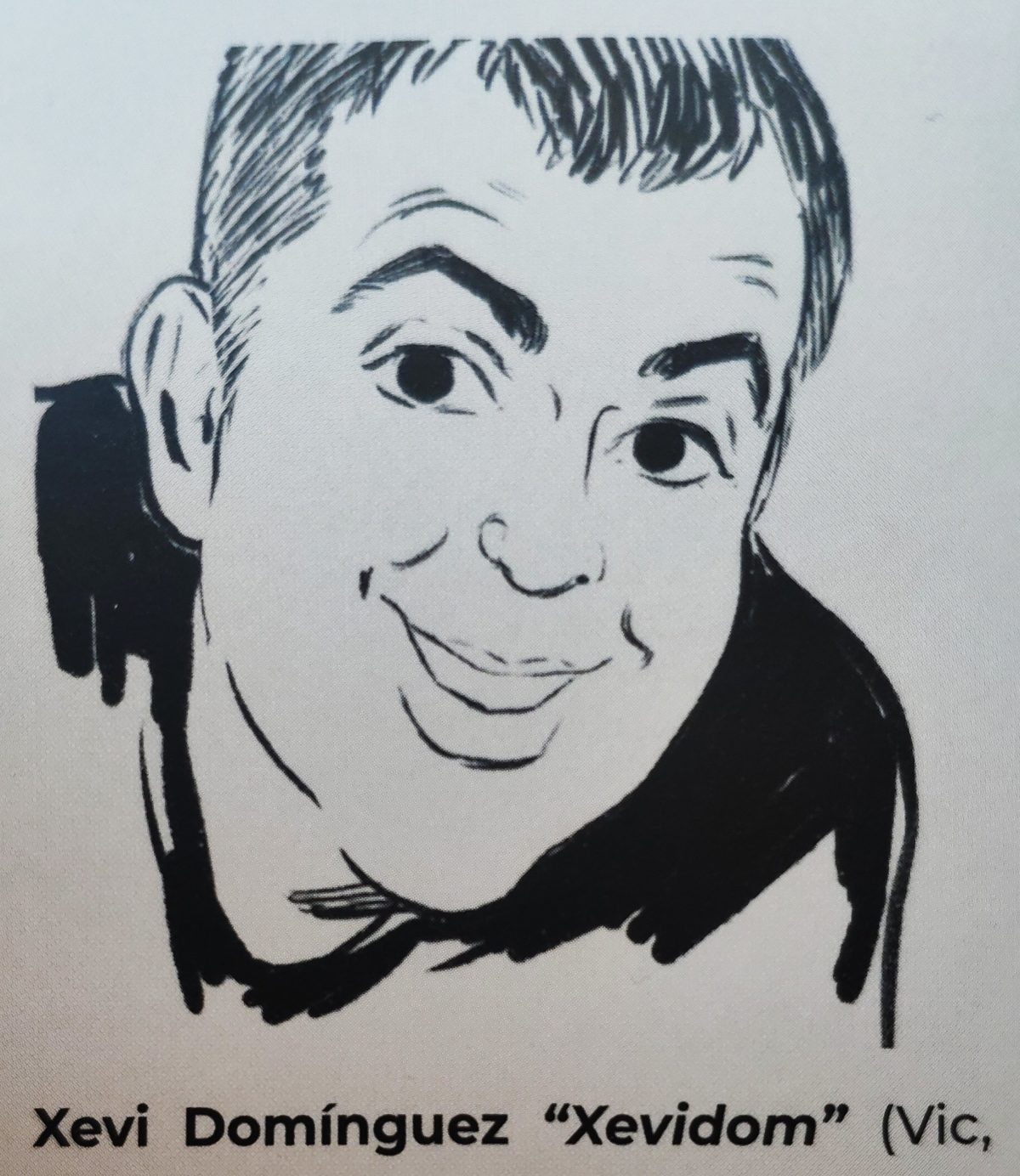 """Mio caro fumetto… - Il disegnatore di Manicomio, Xevi Domínguez Cortès """"Xevidom"""""""