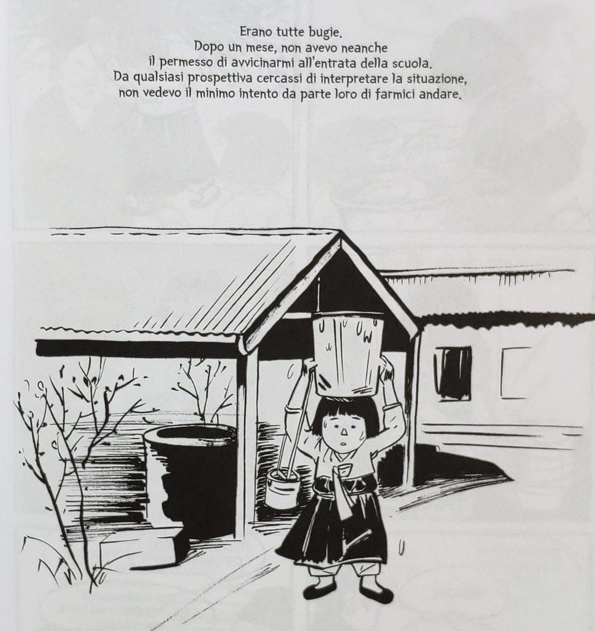 Mio caro fumetto... - Le false promesse della famiglia adottiva di Yi Okseon