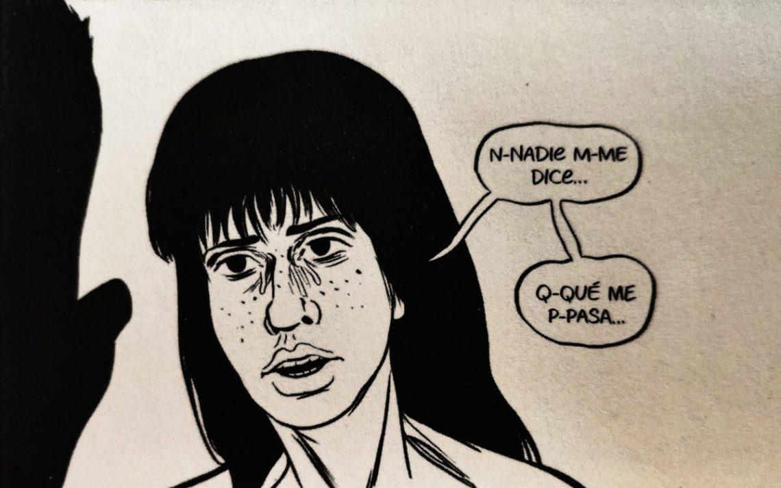 Mio caro fumetto... - Montse soffre di non ricevere spiegazioni e informazioni