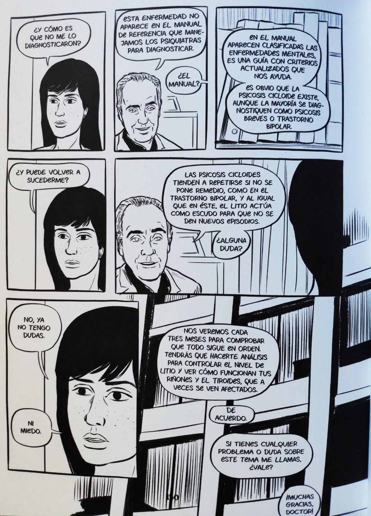 Mio caro fumetto… – Precisazioni sulla diagnosi definitiva