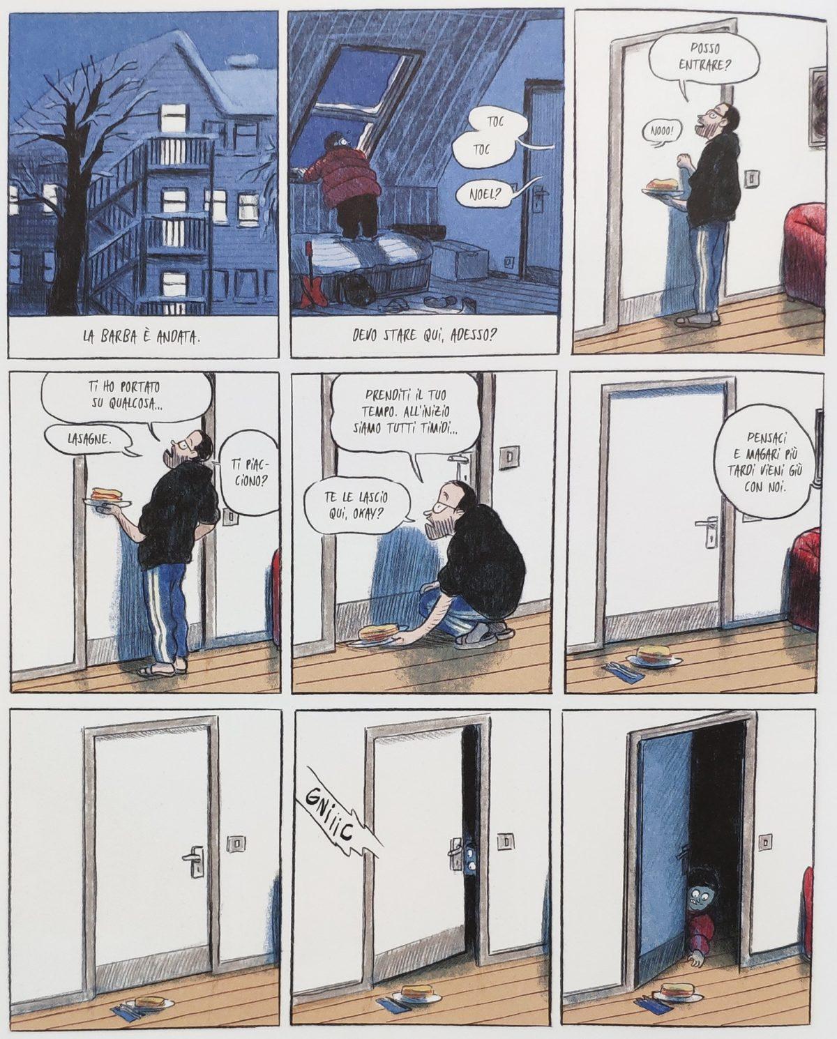 Mio caro fumetto... - Ambientarsi a Neuerkerode