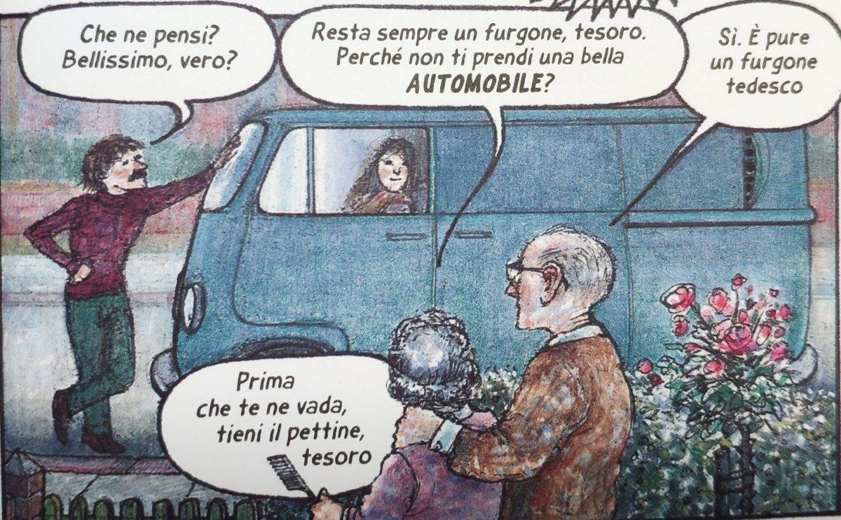 Mio caro fumetto... - Ethel e Ernest e il Volkswagen di Raymond