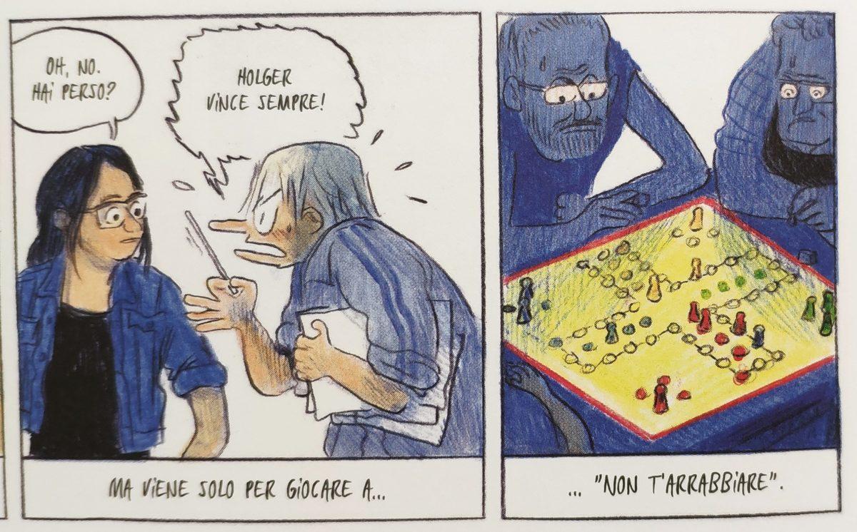 Mio caro fumetto... - Giochi da tavola a Neuerkerode