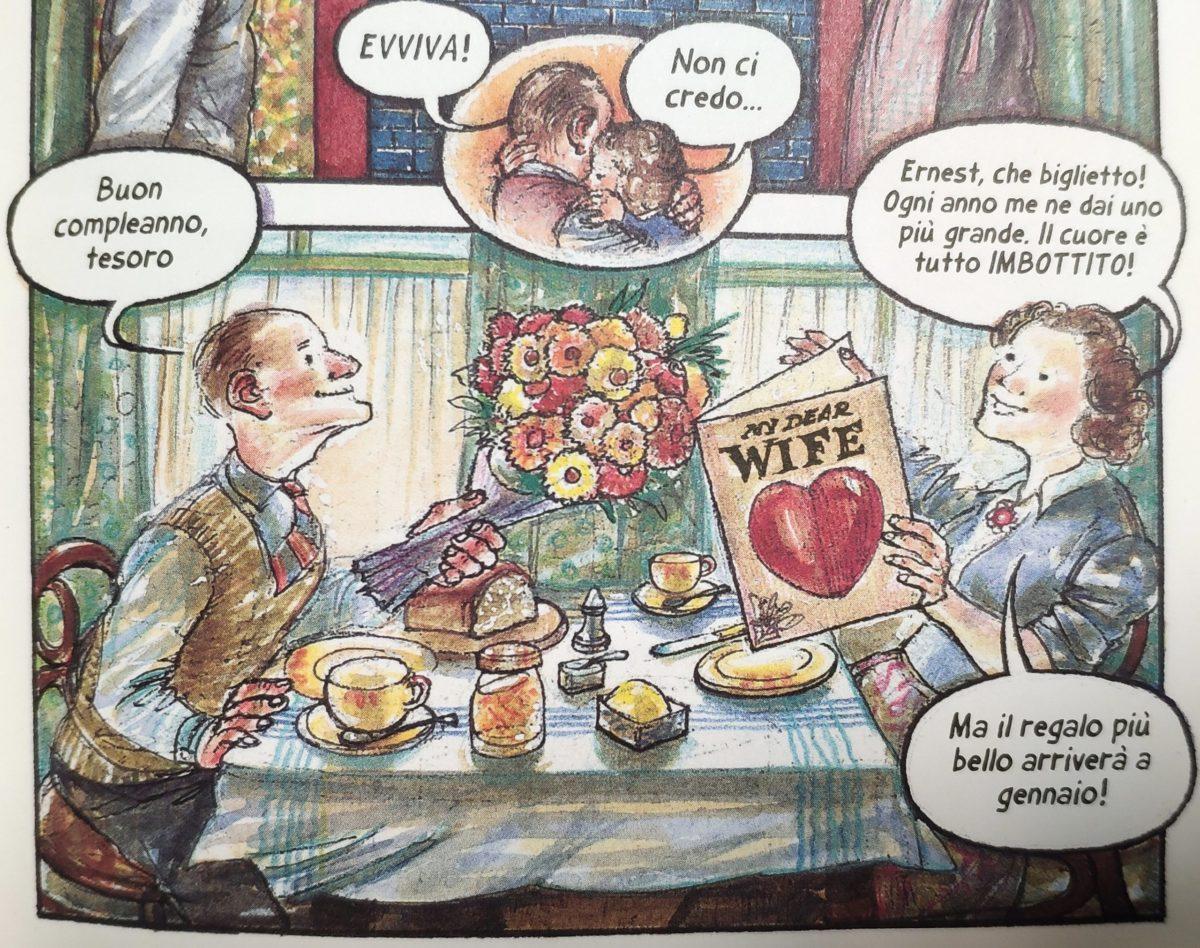 Mio caro fumetto... - I piccoli gesti d'amore tra Ethel e Ernest