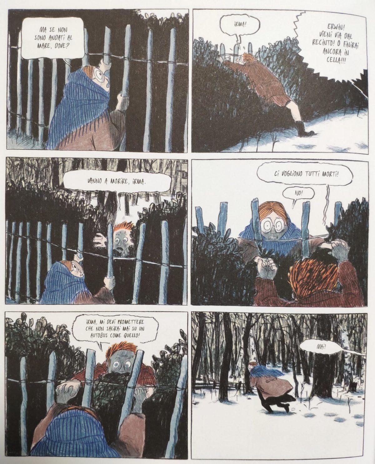 Mio caro fumetto... - Ricordi di Neuerkerode durante il nazismo