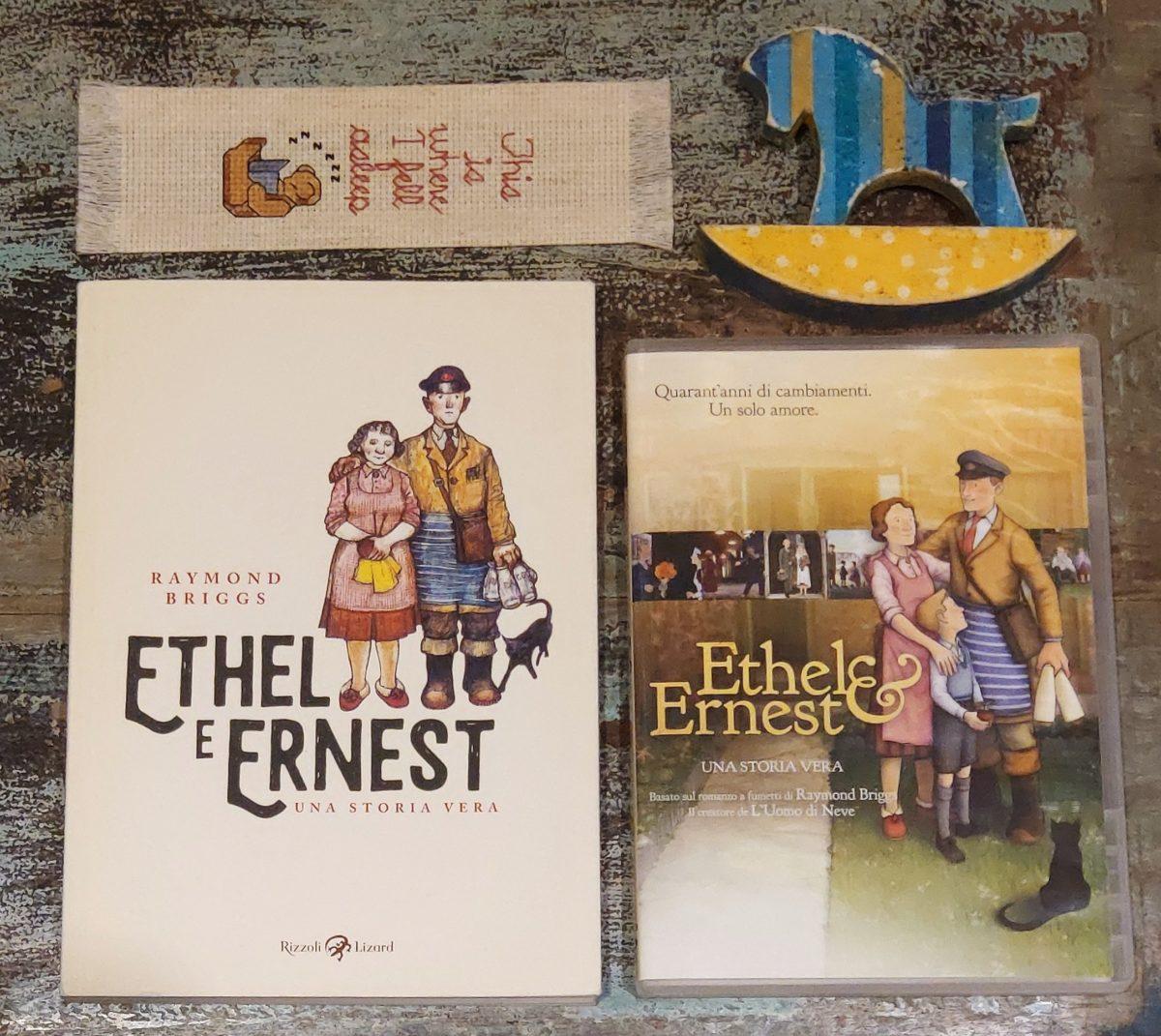 Mio caro fumetto... - Ethel e Ernest, il fumetto e il film di animazione