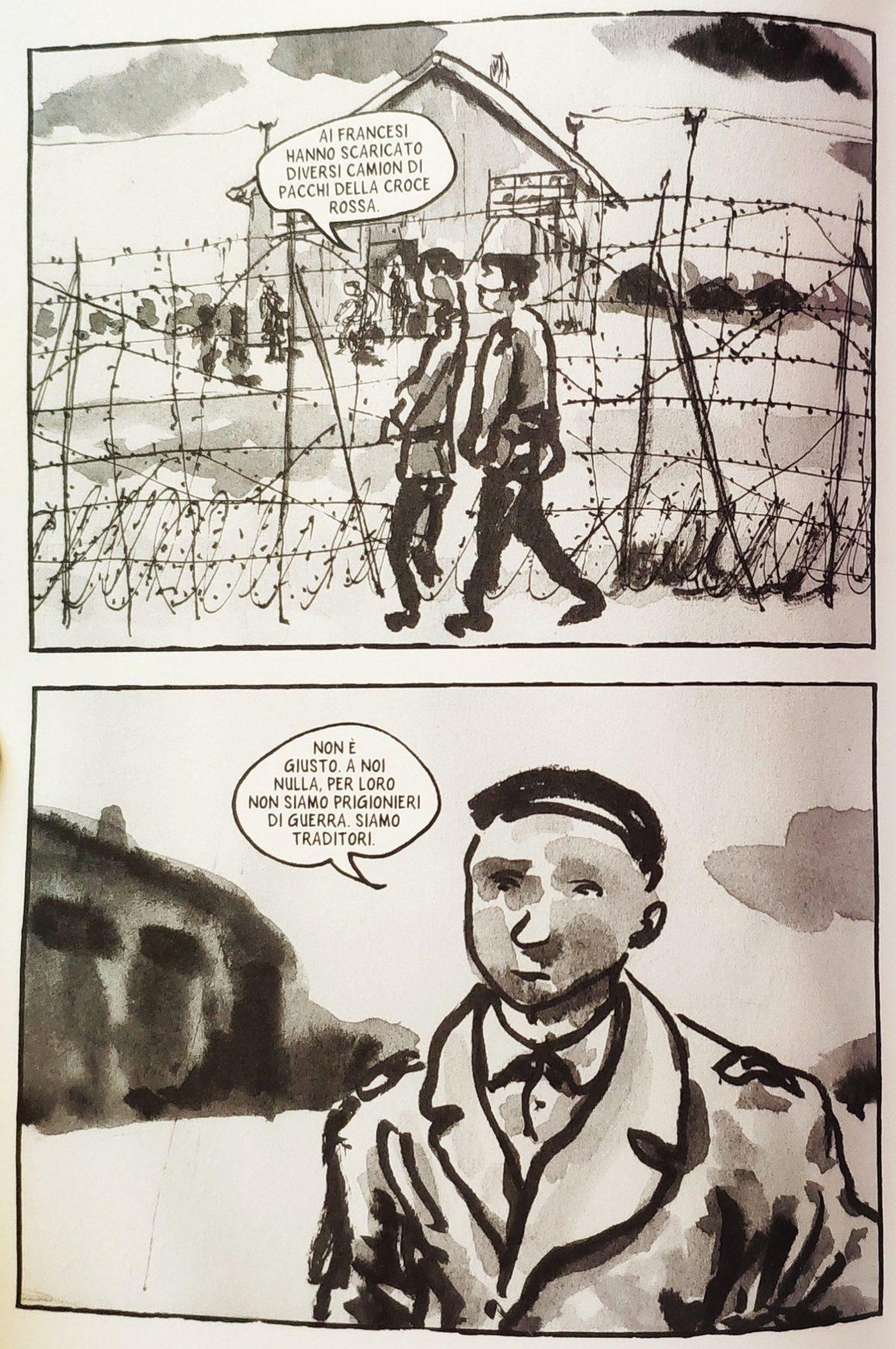 Mio caro fumetto... - Gli Internati Militari Italiani trattati diversamente dai prigionieri di guerra