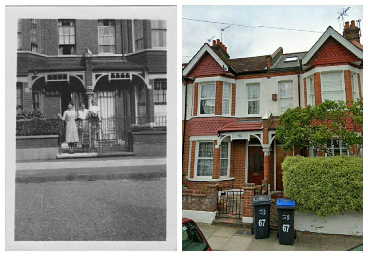 Mio caro fumetto… - La casa di Ethel e Ernest, e Raymond Briggs, a Londra al numero 65 di Ashen Grove