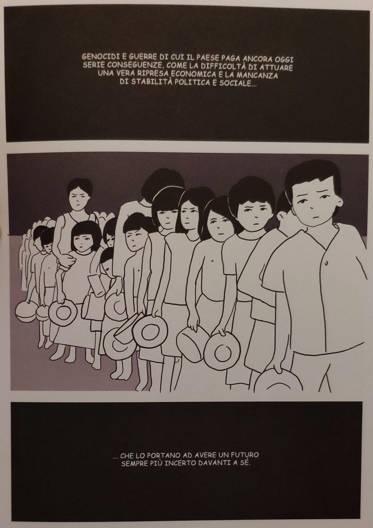 Mio caro fumetto... - Passato, presente e futuro della Cambogia