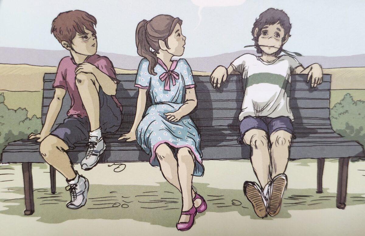 Mio caro fumetto... - Tina, Elena e Anita