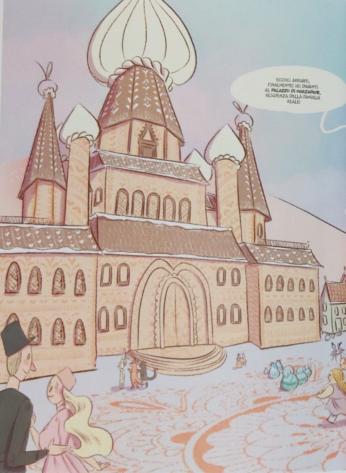 Mio caro fumetto... - Il Regno di Dolciumia