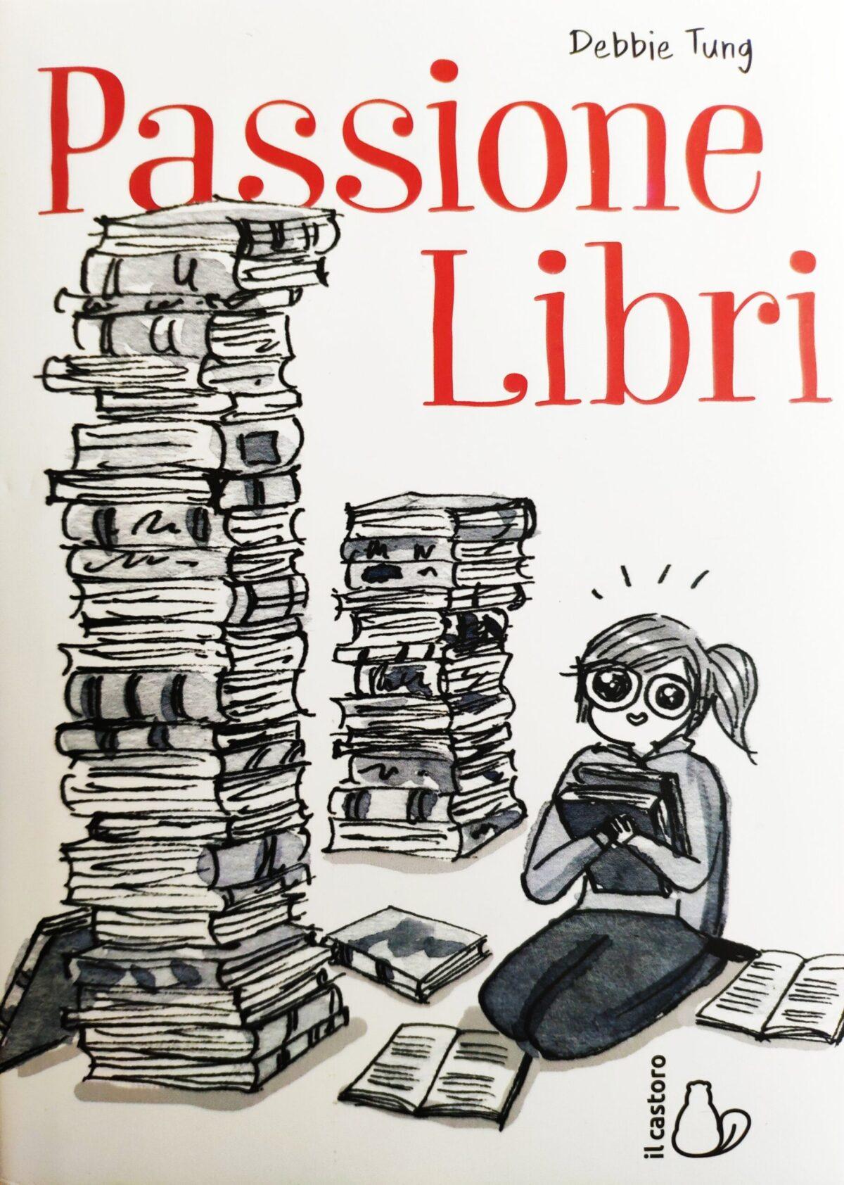 Mio caro fumetto... - Copertina di Passione Libri di Debbie Tung